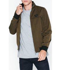 river island dyer indoor jacket jackor khaki