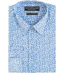 nick graham men's paisley shirt