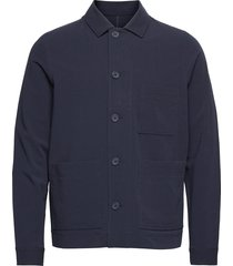 worker x jacket 10931 dun jack blauw samsøe samsøe