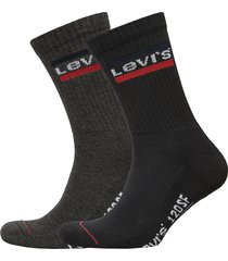 levis 120sf regular cut sprtswr log underwear socks regular socks svart levi´s