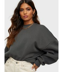 nly trend perfect chunky sweater sweatshirts offblack
