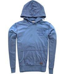 petrol sweater hoodie