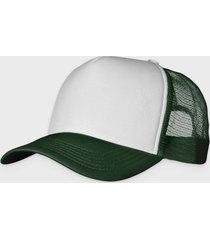czapka (bez nadruku, gładka) - zielona