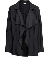giacca lunga (nero) - bodyflirt