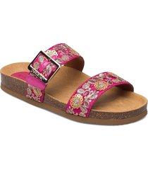 shoes aries exotic shoes summer shoes flat sandals rosa desigual shoes