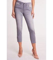szare spodnie jeansowe sabrina