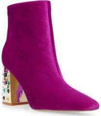 betsey johnson vita women's bootie women's shoes