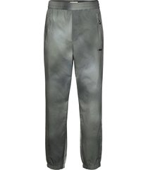 hampus trousers casual byxor vardsgsbyxor grå wood wood