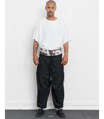 spodnie double track pants