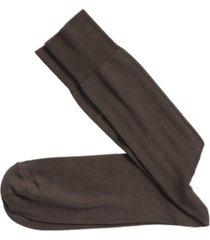 johnston & murphy cotton ribbed socks