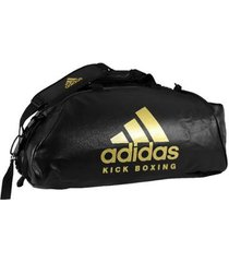 bolsa mochila adidas kick boxing 2in1 essential 50l