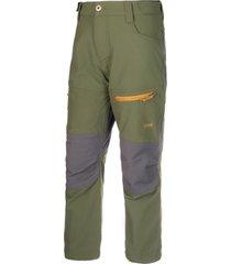 pantalon pioneer q-dry pants verde militar lippi