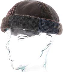 stetson hats docker hat |patchwork brown| 8820904-26