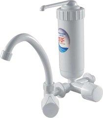 torneira para cozinha com filtro purificador de água herc plus, branco - 2880