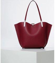 torba typu shopper z wewnętrzną kieszenią model alby