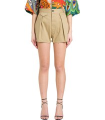 dsquared2 high-rise shorts