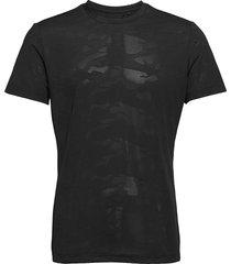 perf tee sthlm sthlm t-shirts short-sleeved svart björn borg