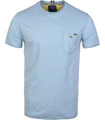 t-shirt round neck pebble