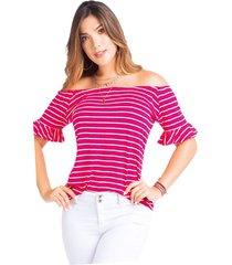 camiseta adulto femenino bicolor marketing personal