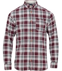 skjorta jprcolumbo check shirt l/s, slim fit