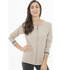 cardigan beige ted bodin