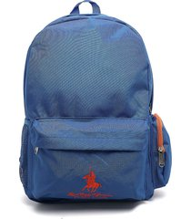 morral  azul-naranja royal county of berkshire polo club