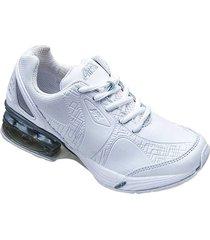 zapatos lineablanca aeroflex blanco unicolor pz1740