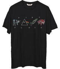 junk food cotton pink floyd graphic t-shirt
