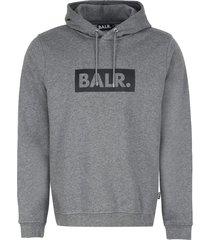 balr. cotton hoodie