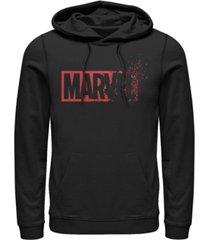 fifth sun men's marvel dust fleece pullover hoodie