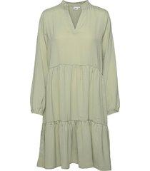 furasz dress knälång klänning grön saint tropez