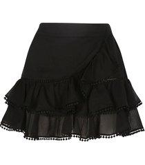 charo ruiz fera short skirt