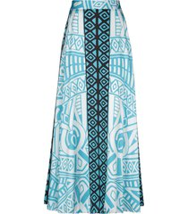twins beach couture long skirts