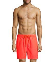 tommy bahama men's naples swim shorts - electric coral - size xxl