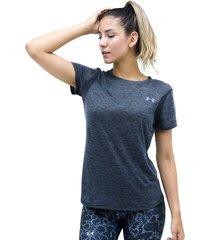 camiseta gris under armour