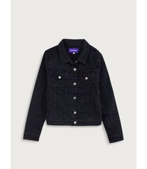 chaqueta clásica denim para mujer freedom 01881