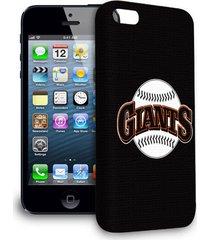 giants major league baseball logo hardshell case for iphone 5c