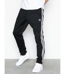 adidas originals sst tp byxor black