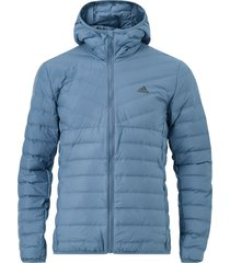 dunjacka varlite soft 3-stripes hooded jacket