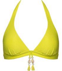 bikini lisca driehoekig badpak topje zonder beugel ibiza