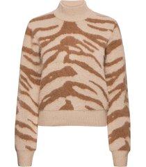 yimma gebreide trui bruin tiger of sweden jeans