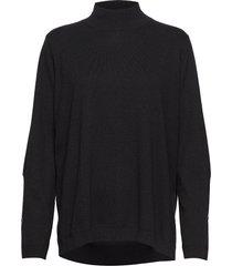 rio sweater turtleneck coltrui zwart hope