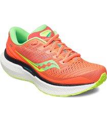 triumph 18 shoes sport shoes running shoes röd saucony