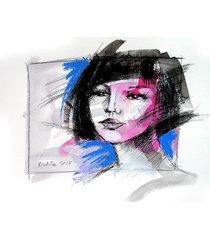 amelia - plakat 70x50 cm