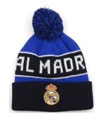 fan ink real madrid club team bench warmer knit hat