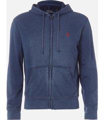 polo ralph lauren men's hoodie - cruise navy - xxl