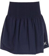kenzo sport little x mini skirt