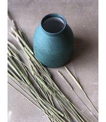 ceramiczny wazon turquoise 800ml