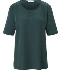 shirt korte mouwen van peter hahn groen