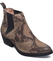 whole shoes boots ankle boots ankle boot - heel beige sneaky steve